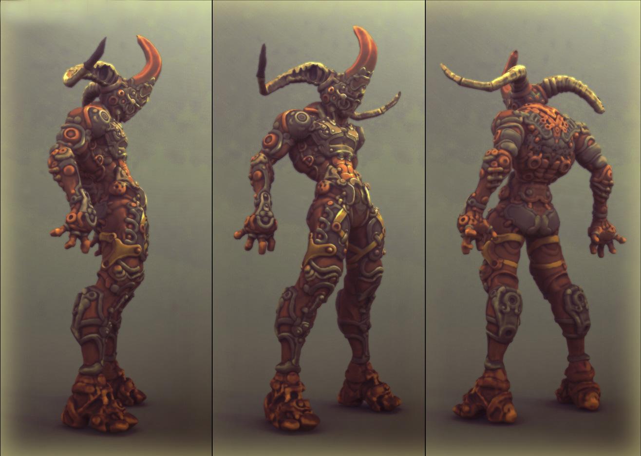 mech-warrior