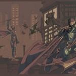 Batman Spread