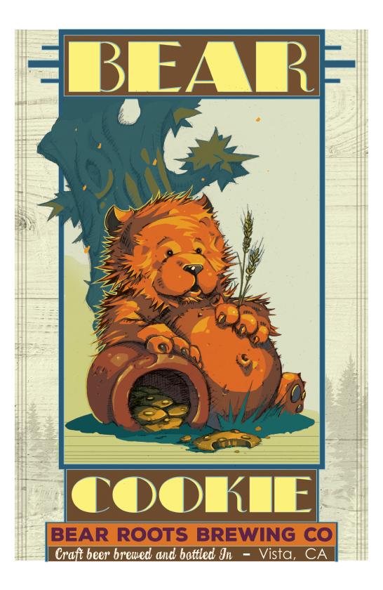 Sale_BearRootsBrewing_Bear_Cookie_Logo