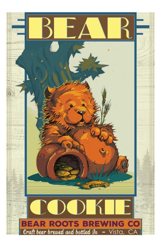 Bear_Roots_Brewing_Vista_CA_Bear_Cookie