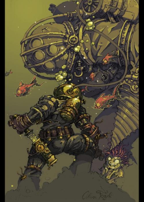 BioShock Fools Gold