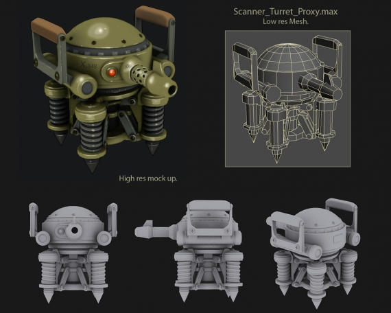 3D_Xcom_Prop_Deployable_Turret