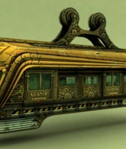 Bioshock 2 – Atlantic Express